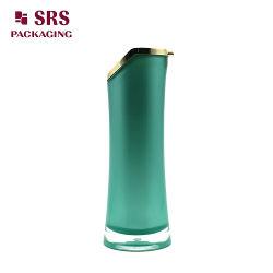 Groen schilderen Geen Verpakking van de Fles van de Lotion van GLB 15ml 30ml 50ml