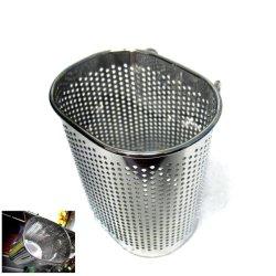 正方形のバスケットのタイプフィルターまたは円形のエアー・フィルタの金網またはステンレス鋼フィルターバスケット