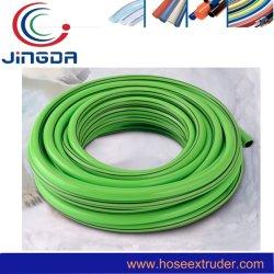 El riego del jardín del tubo de PVC blando de PVC flexible trenzado manguera Reforced reforzado con fibra