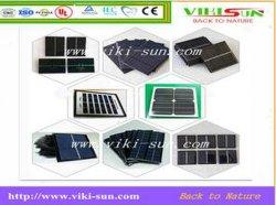 5V/9V/12V/18V Mini pequeno painel solar de epóxi para luz de LED, brinquedos e carregadores para portáteis