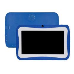 7 pouces, Quad Core 1 Go de mémoire DDR 8 Go de stockage robuste pour l'éducation des enfants d'apprentissage PC tablette Tablet PC