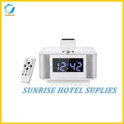 Wekker van de Desktop van Guestroom van het hotel de Digitale Met LCD Vertoning