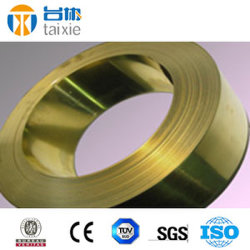 Bobine de cuivre Strip pour C19101 en Alliage Alliage de cuivre CW109C