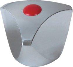 Alavanca da Torneira em plástico ABS com acabamento cromado (JY-3001)
