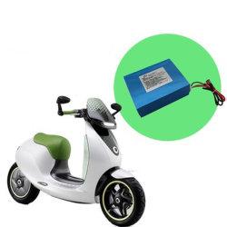 モーターまたは電気バイクのためのOEM 22650 52V 16ahの再充電可能なLiFePO4電池
