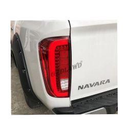 Luz trasera LED recogedor para Nissan Navara D23 2014-2019 NP300