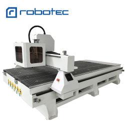 Алюминиевый корпус из дерева для тяжелого режима работы рабочей машины/мини-маршрутизатор с ЧПУ из дерева