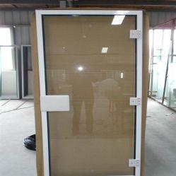 2019 Modern Ontwerp 8mm 6mm 10mm het 12mm Duidelijke Glas van de Deur van de Badkamers van het Brons van de Steen van het Brons voor de Zaal van de Sauna