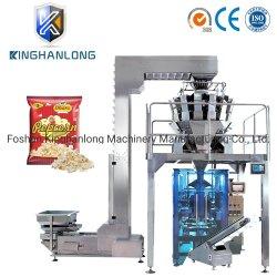 preço de fábrica de flocos de milho de pipoca automática máquina de embalagem para acondicionamento de Grãos de Milho Doce quer