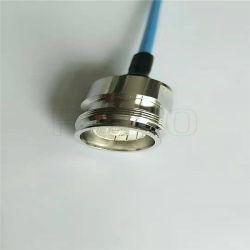 4.3/10 coaxial RF Conector jack hembra con el conjunto de cable RG402