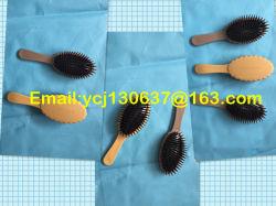 Faire de la belle coiffure peigne en plastique pour les filles