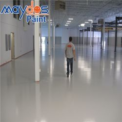 Maydosの具体的な床の装飾のペンキのためのエポキシの床のペンキ