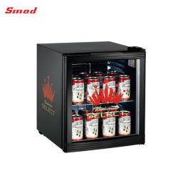 48L Mini porta de vidro Refrigerador de Garrafas com marcação CE//RoHS ETL