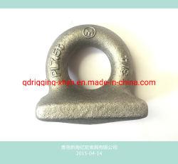 De gelaste Rechthoekige Ring van het Oog
