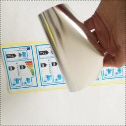 Plusieurs PC/PET/PP/Impression papier étiquette autocollants adhésifs