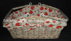 Willow cesta de regalo para Navidad