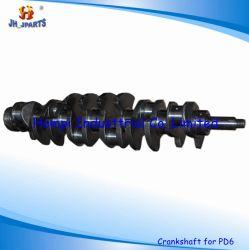 عمود الكرانك لNissan Pd6 12200-96001 ND6/Ne6/PE6/PF6/Rd8/R8/RF8/RF10/RRRRg10/8/Fe6t/Fe6ta