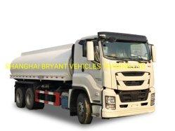 Série completa China Isuzu caminhão tanque de combustível com 8 a 20kl depósito