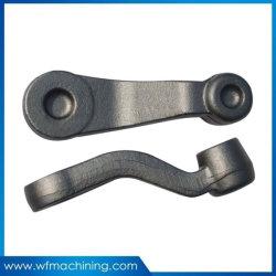 Het Staal van de precisie/Ijzer/Messing/Aluminium Gesmede Delen met het Machinaal bewerken van de Dienst