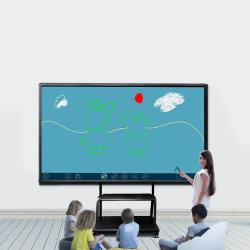 75 pouces écran tactile Multi écrit tableau blanc interactif SMART Board blanc