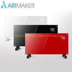 Портативный и отдельно стоящие стеклянной панели электрические конвектор с маркировкой CE/CB/GS утвержденных