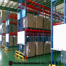 Cremagliera di immagazzinamento in il tubo d'acciaio del magazzino di alta qualità della Cina/cremagliera selettiva