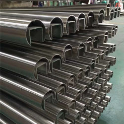 Tubo de acero inoxidable (ASTM A312) para la decoración
