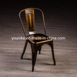Silla de Comedor Muebles de Exterior Industrial Metal Vintage Silla Tolix Antique