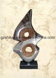 Sculptures en acier inoxydable, Résumé de l'artisanat