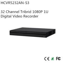 32 Канала Tribrid 1080P 1u цифровой видеорегистратор (HCVR5232AN-S3)