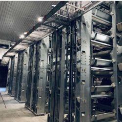 Máquina de criação de aves de capoeira Galinha /Casas/Chiken reprodutores de Equipamentos Agrícolas