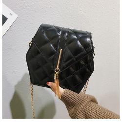 As mulheres de moda ombro pequeno saco Última Pendão Senhoras Bolsa Bag Caçamba Sacos Crossbody