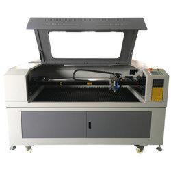 2 têtes 130W 150W 280W 300W de CO2 Non-Metal CNC de métal et de Machine de découpe laser 2 mm ss CS de l'acrylique bois 1610