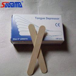 Medizinischer Zunge-Senker mit Bescheinigung