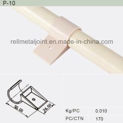 Аксессуары для пластика ABS трубопровода системы для установки в стойку (P-10)