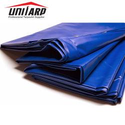 Heiß Geschweißte Wasserdichte PVC-Plane Pallettenabdeckung, Individuelle Form und Größe