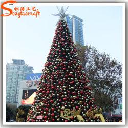 De nieuwe Boom van de Ornamenten van Kerstmis van het Landschap van het Ontwerp Kunstmatige