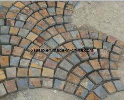 Natuursteen Rusty Slate Mats for Flooring
