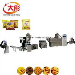 Des Collations frites ligne de transformation faite par la farine de grain