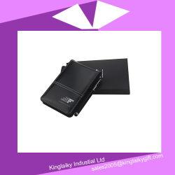 PU Mini portátil con calculadora y bolígrafo bolígrafo en Estuche Regalo P016A-006