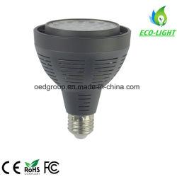 E27 PAR30 с 35 Вт светодиодная лампа osram LED Chip алюминиевый радиатор 3 лет гарантии используется для замены галоидных отслеживание лампы
