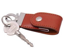 펜드라이브 가죽 USB 플래시 메모리 U 디스크 USB 2.0 펜 드라이브 메모리 스틱 4GB 8GB 16GB 32GB 64GB 128GB