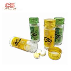 Het mini Suikergoed van het Aroma van de Citroen van de Kruik Mini Zure