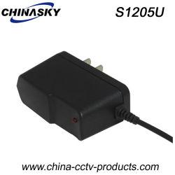 12VDC 500mAは壁取付ける私達が付いているCCTV力のアダプターをプラグ(S1205U)