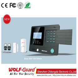 K7 PSTN Auto Dial Cid Portocolate Home Shop Alarm System