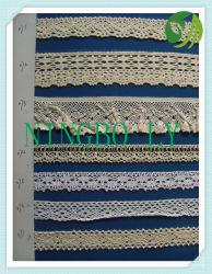 Cotone Crochet Lace per Clothing e Textile