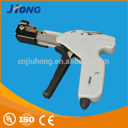 Nuovo pratico strumento portatile per fascette per cavi in acciaio inox HS-600