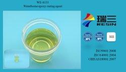 Agente de curado de epoxi transmitidas por el agua de la permeación de agua unidireccional