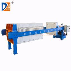 Sala de prensa de filtro hidráulico de la máquina para la separación Solid-Liquid