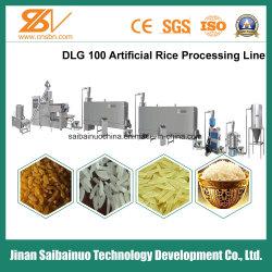 Künstlicher Reis, der Maschine, Maschinerie (DLG100/SLG70-II, formt)